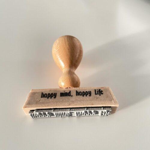 Happy mind - happy life